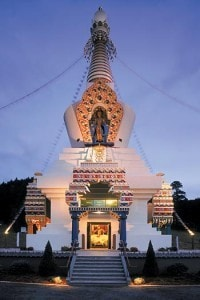 TIMELESSNESS: Meditating with the Buddha in the Great Stupa of Dharmakaya
