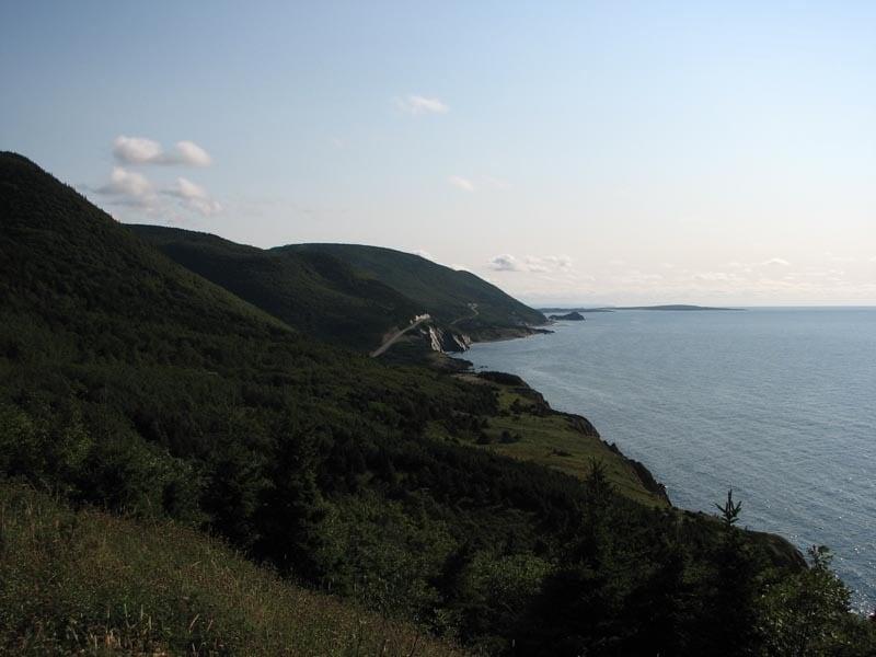 Cabot Trail - Cape Breton National Park
