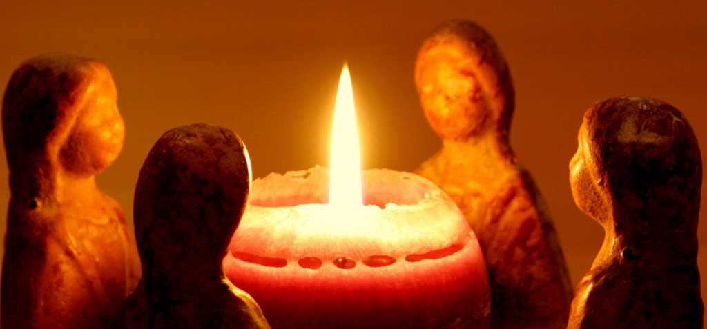Candle - Oneness