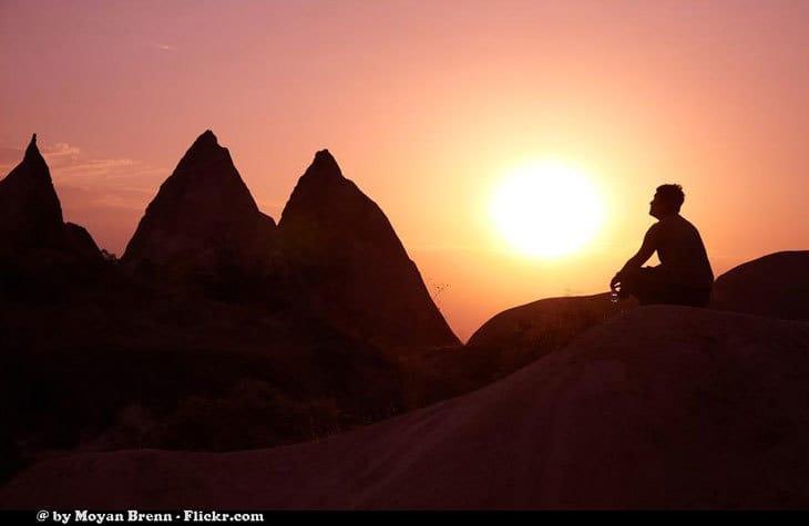 Mindful breathing - meditation
