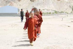 Mahabodhi monks