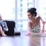 YOGA FOR MOMS: Five easy yoga poses for the day