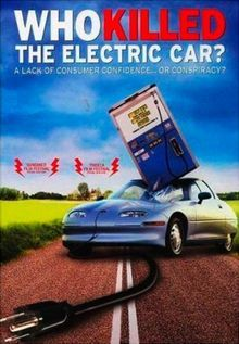 who killed the electric car essays