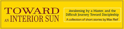 Toward an Interior Sun - A collection of short stories by Max Reif