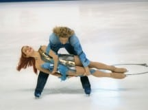 NOT JUST AN OLYMPIC SPORT: Ice dancing to make a political statement