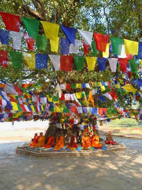 Lumbini, The Birth Place of Lord Buddha