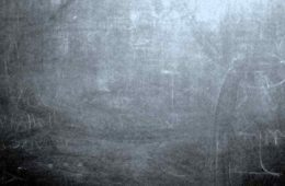 erased chalkboard - unlearning