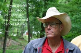 Joel Salatin - lunatic farmer - quote