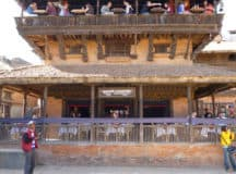 CITY OF CULTURE: Bhaktapur, a jewel in Nepal's Kathmandu valley