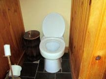 COMPOSTING TOILETS: A drier alternative