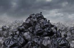Pile of garbage bags - Focus on purpose not task