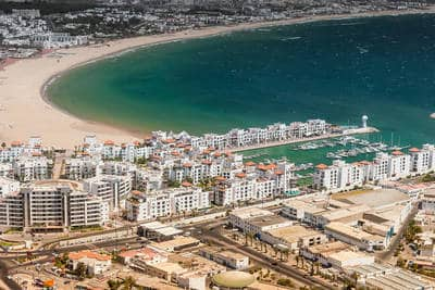 Agadir - Let the road gently guide you