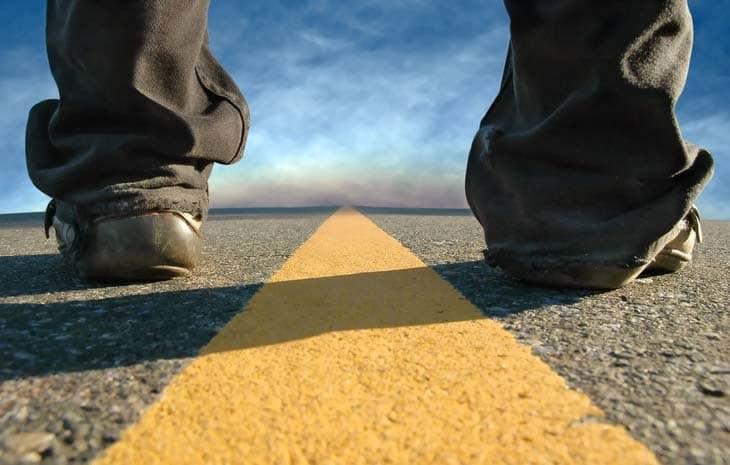 Choosing spiritual path