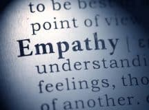 THE POWER OF EMPATHY: Six habits of highly empathic people