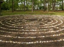 POEMS BY ERICA STEINWEG: You Never Really Leave the Labyrinth, New, Amen
