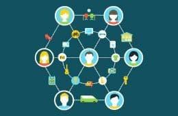 Collaborative economy concept