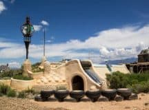 SAVING MOTHER EARTH: Earthships provide the ultimate in sustainable living