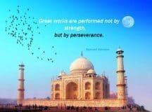 Image 1: Taj Mahal India, Agra via Shutterstock (Source: http://www.shutterstock.com/gallery-255031p1.html)