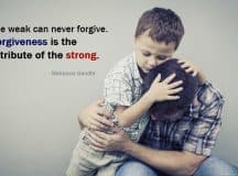 FORGIVENESS QUOTES: 30 quotes to help you let go of anger