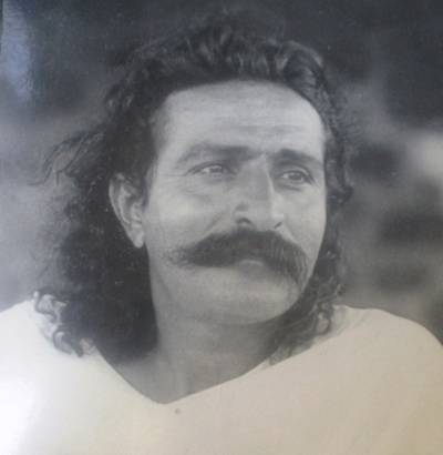 Meher Baba as young adult - Nobody knows you fiction