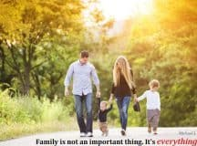 FAMILY QUOTES: 25 quotations for your loved ones