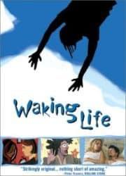 Waking Life animated movie
