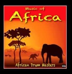 Music of Africa audio