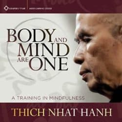 Thich Nhat Hanh Body and Mind Are One audio