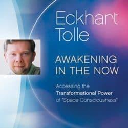 Eckhart Tolle Awakening in the Now audio