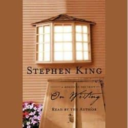 Stephen King On Writing audio
