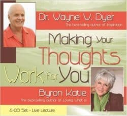 Making Your Thoughts Work audio