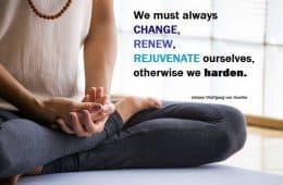 meditation - change - peace - growth - woman