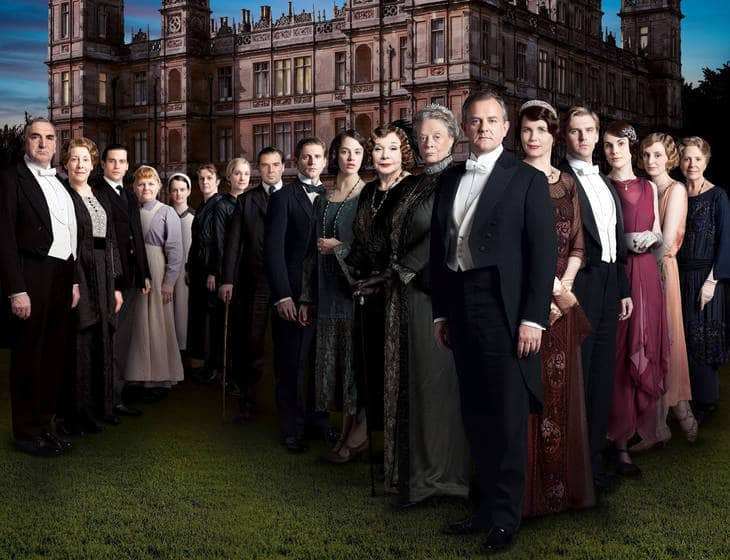 Downton Abbey cast - Downton Abbey and spiritual values