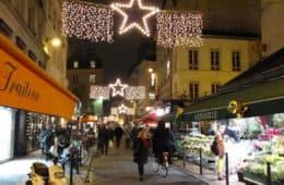 Paris street at night - Collaborative dreamwork