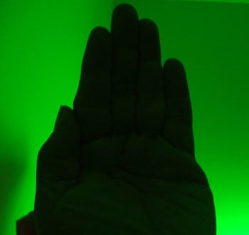 Reiki - healing hand