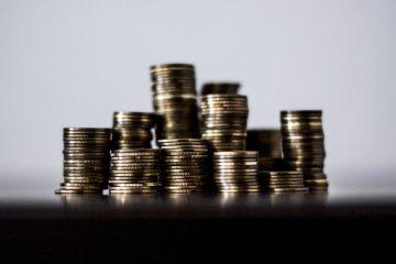 money coins deep economy