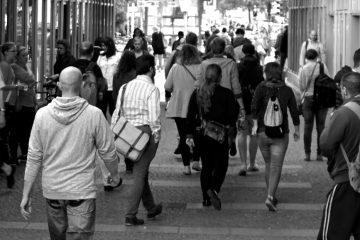 people crowd community