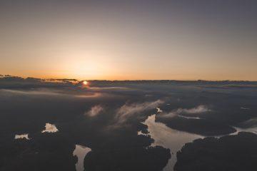 sea of clouds simplicity