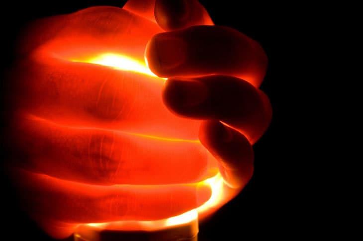 hands - energy healing