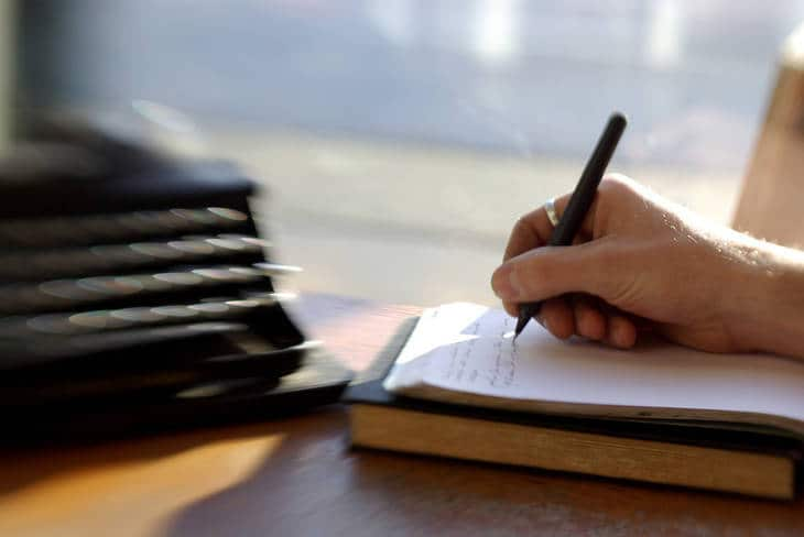 Writing - Becoming a poet