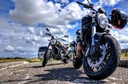 black motorcycle zen art