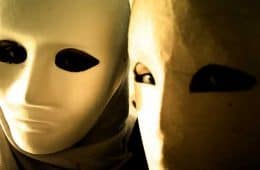 Masks - actors