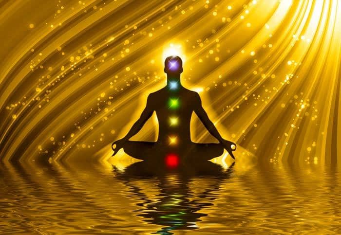 Meditator - Acceptance in meditation