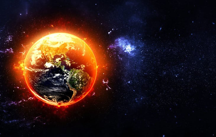 thwhy our planet is heating up S ome people think that our planet and we know the sun is not heating up all the planets in our solar but i forgot to point you to the skeptical science.