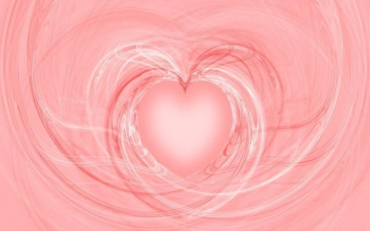 Fractal heart - Prose poem Holy