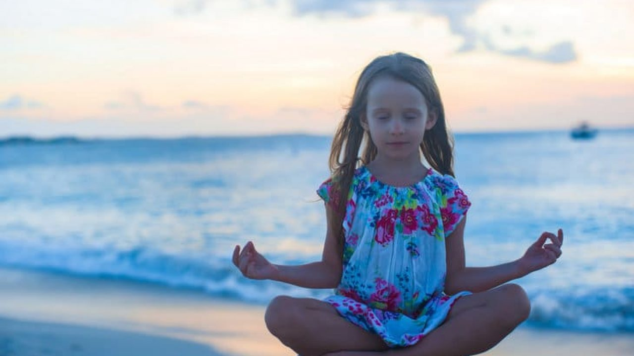 GUIDED IMAGERY FOR KIDS: 2 Children's Meditation Scripts for Coping