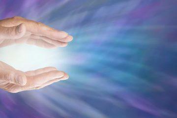 healing hands of light