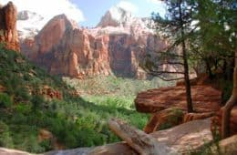 Zion National Park - spiritual spots in the southwest