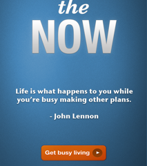 The Now iPhone app