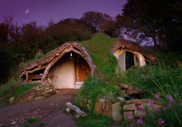 WOODLAND HOME: The story of a family building their eco-home in Wales
